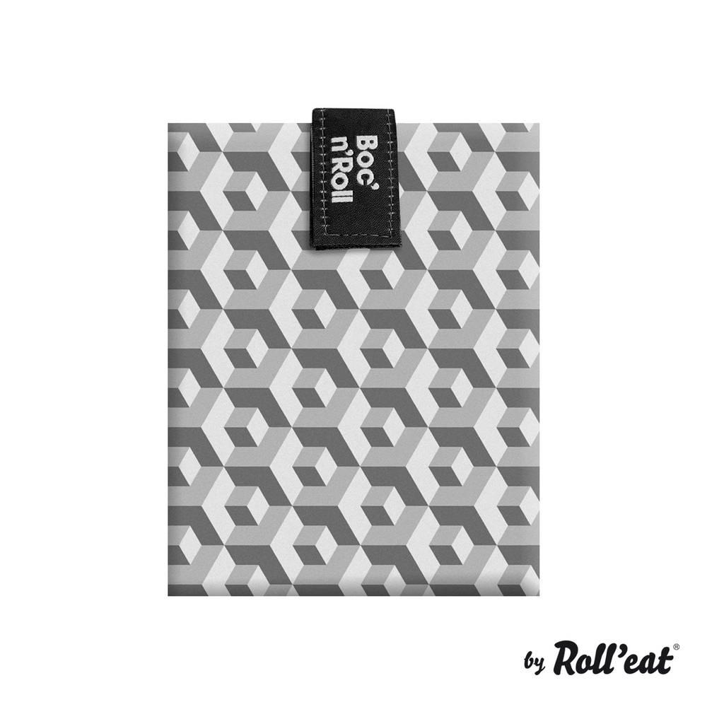 bocnroll tiles black rolleat - EcoSpace
