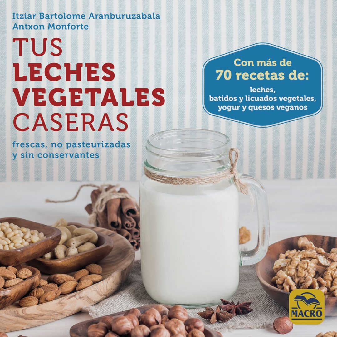 Cover SP manual leches vegetales caseras 13 - EcoSpace