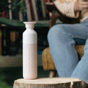 0.5 1540 Dopper Insulated Steamy Pink 350ml Moodshot - EcoSpace