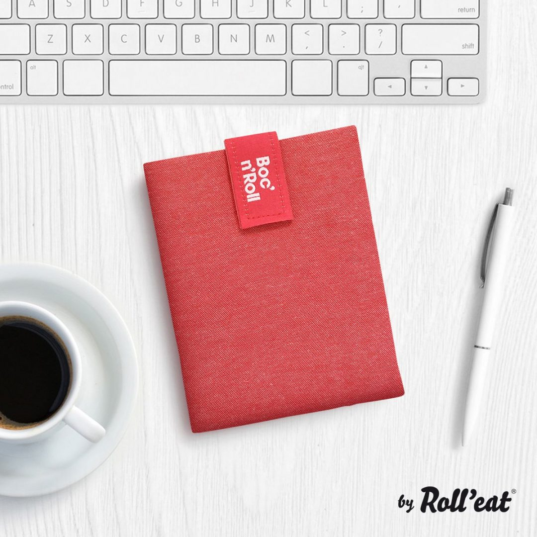 bocnroll eco red mood rolleat - EcoSpace