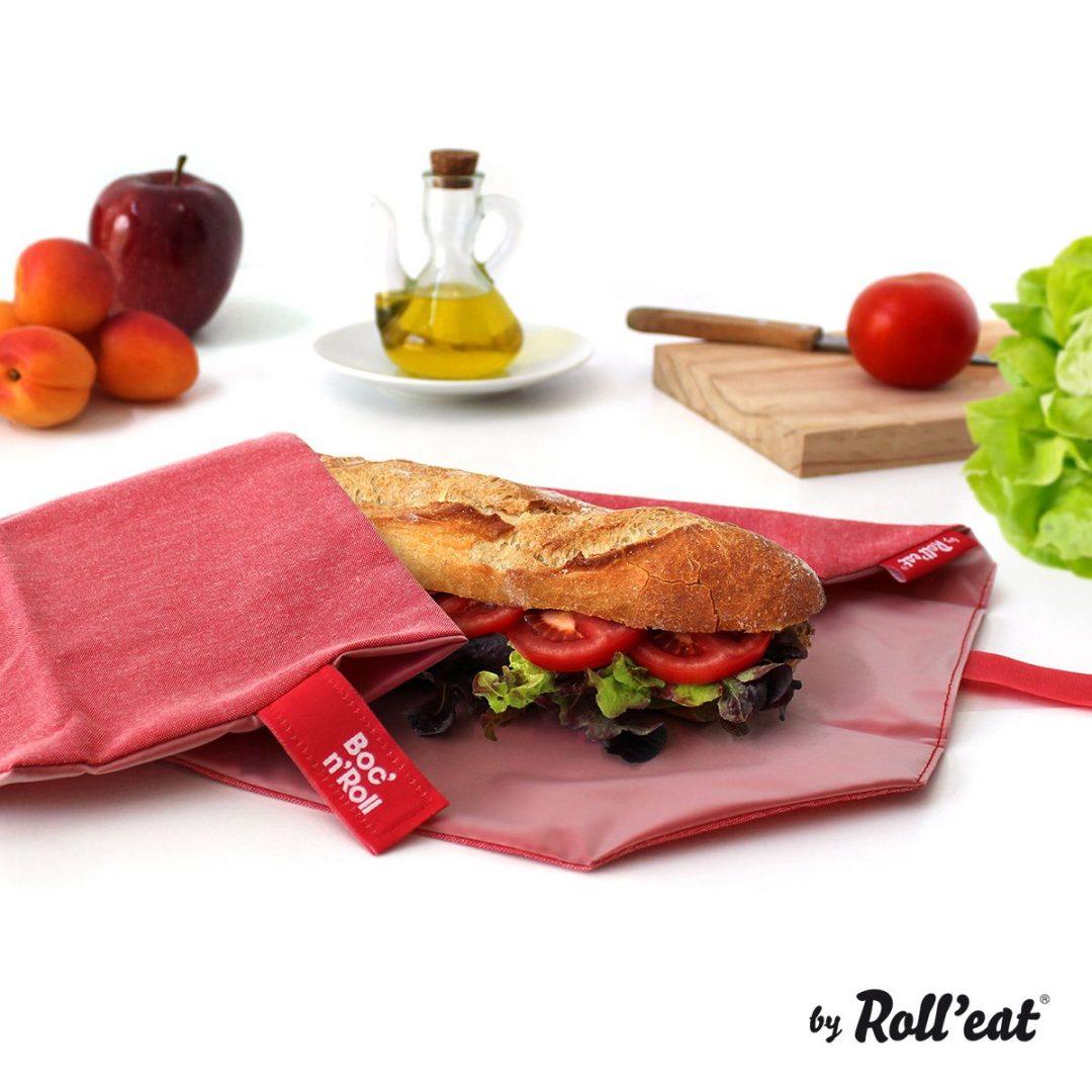 bocnroll eco red sandwich rolleat - EcoSpace