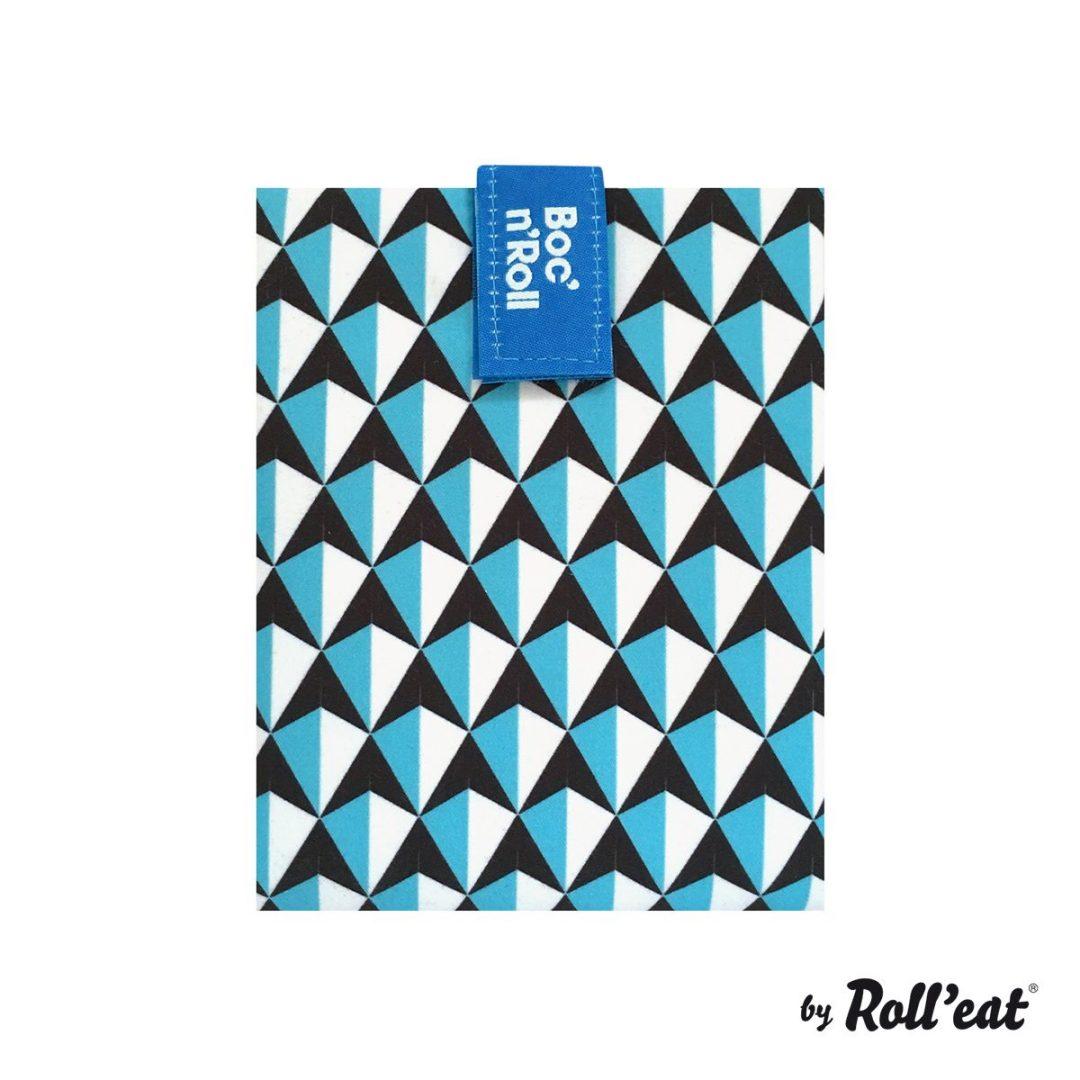 bocnroll tiles blue rolleat - EcoSpace