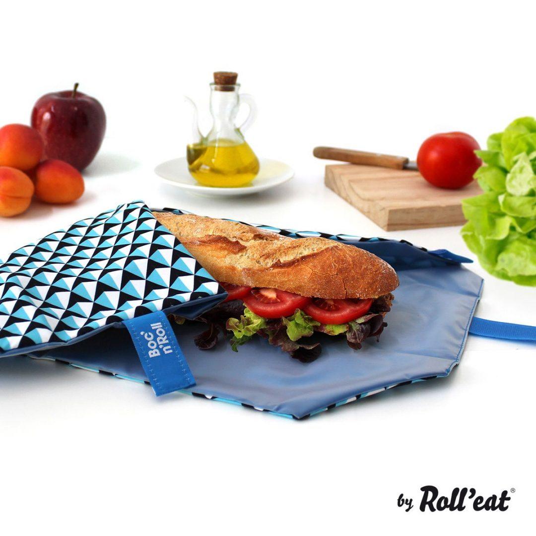 bocnroll tiles blue sandwich rolleat - EcoSpace