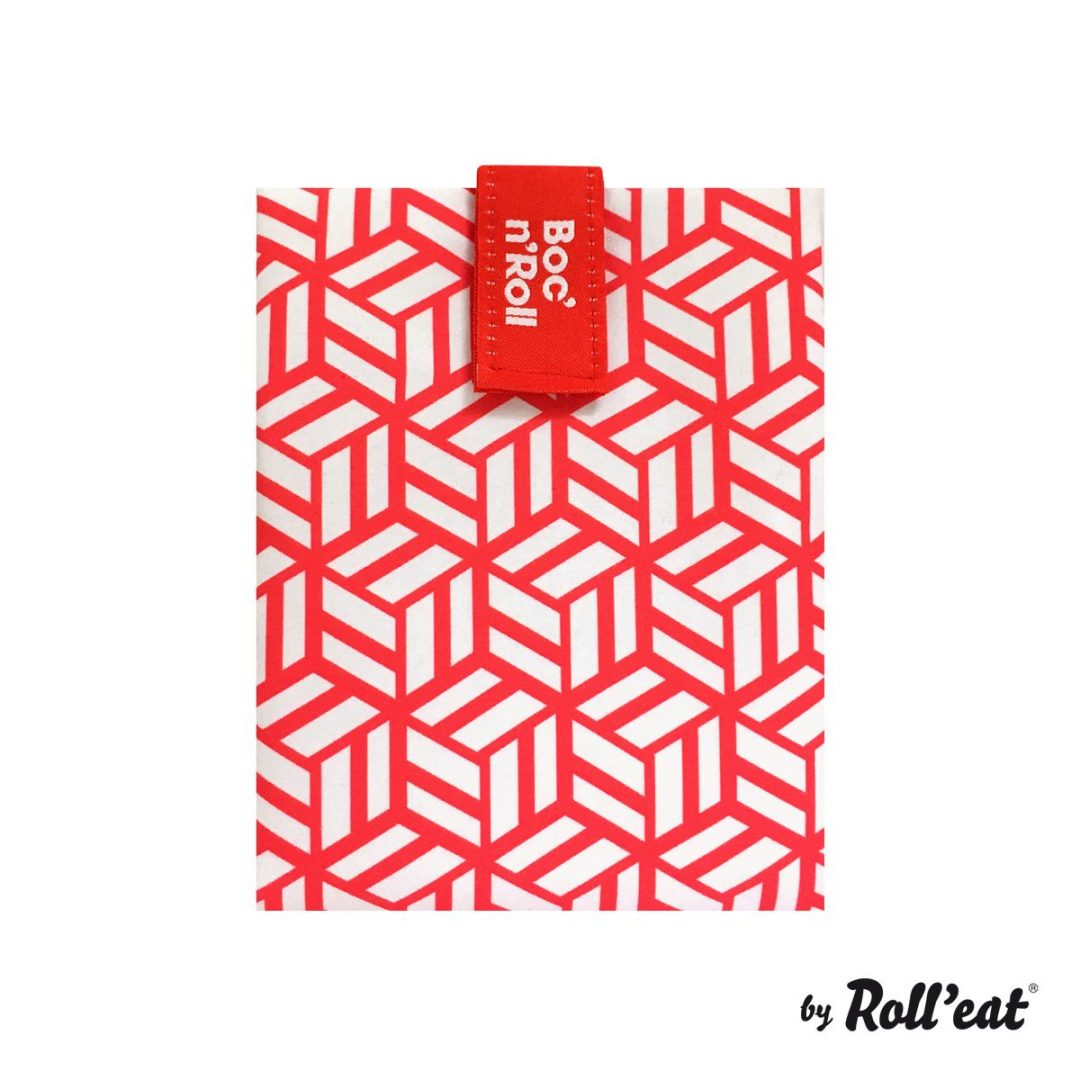 bocnroll tiles red rolleat - EcoSpace